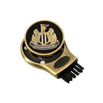 Newcastle United Gruve Brush & Marker